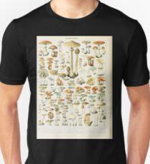 Adolphe Millot champignon B Unisex T-Shirt