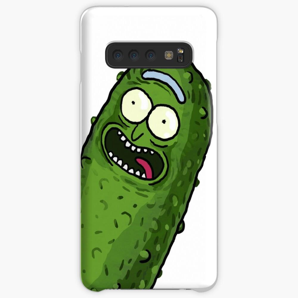 Pickle Rick Case & Skin for Samsung Galaxy