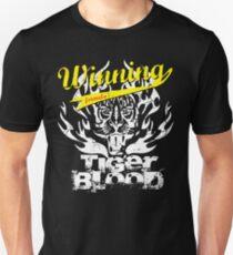 Winning Formula - Tiger Blood - Yellow Winning T-Shirt