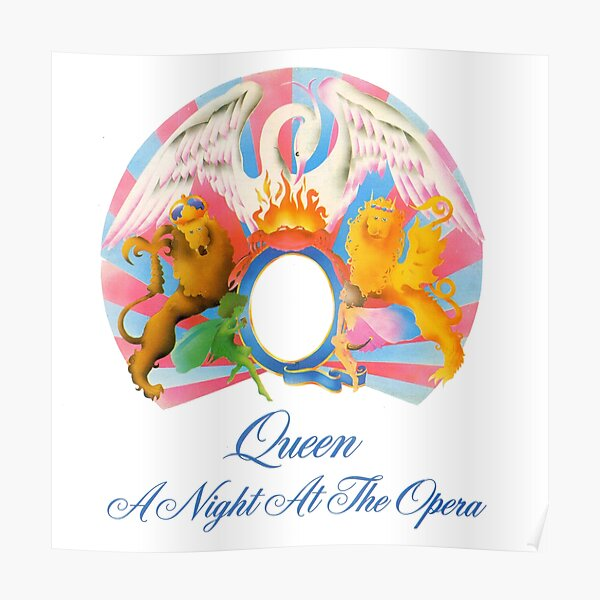 tombolpower A Night at the Queen Opera 1975 Poster