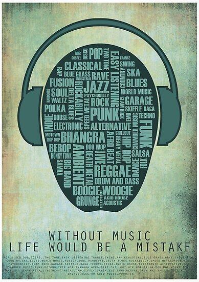 I love music redux by Purplecactus