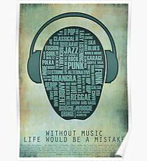 I love music redux Poster