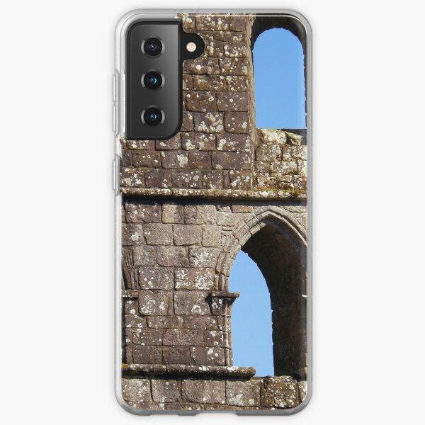 Fabric of Dryburgh Abbey Samsung Galaxy Soft Case