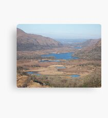 Ladys View, County Kerry, Eire Canvas Print
