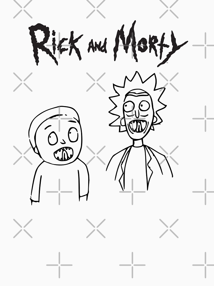 Rick And Morty  by Starski0871