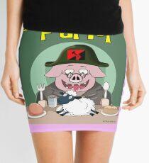 Socialist Farm Mini Skirt