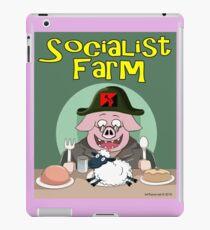 Socialist Farm iPad Case/Skin