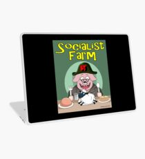 Socialist Farm Laptop Skin