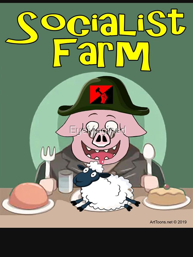 Socialist Farm by EyeMagined