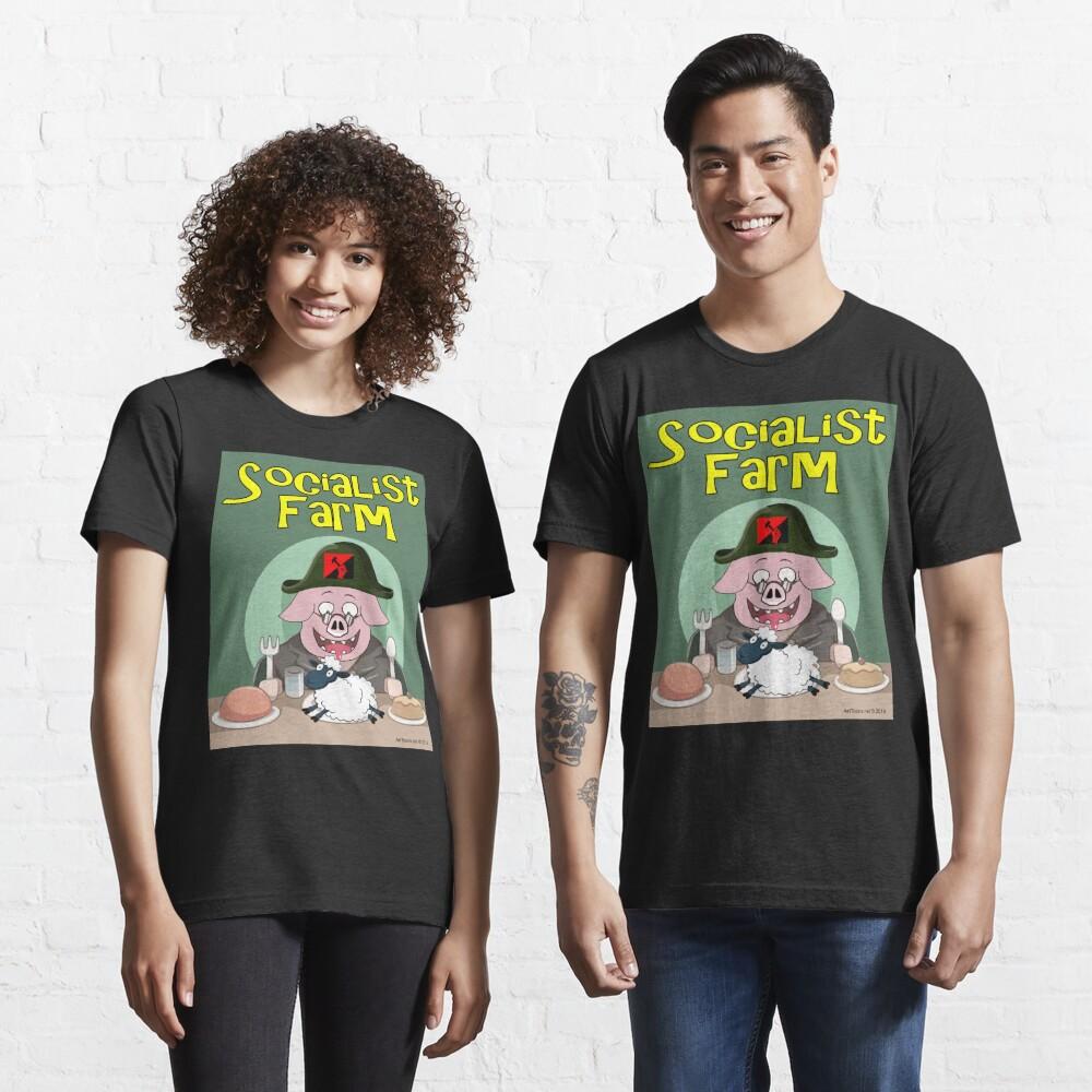 Socialist Farm Essential T-Shirt
