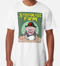 Socialist Farm Long T-Shirt