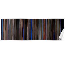 Moviebarcode: Three Colours: Blue (1993) Poster