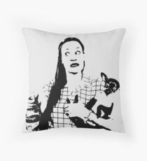 Mamrie and Beanz Inspired Throw Pillow