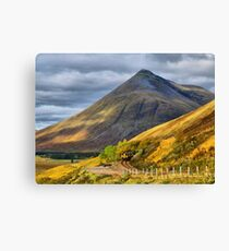 The West Highland Way Canvas Print