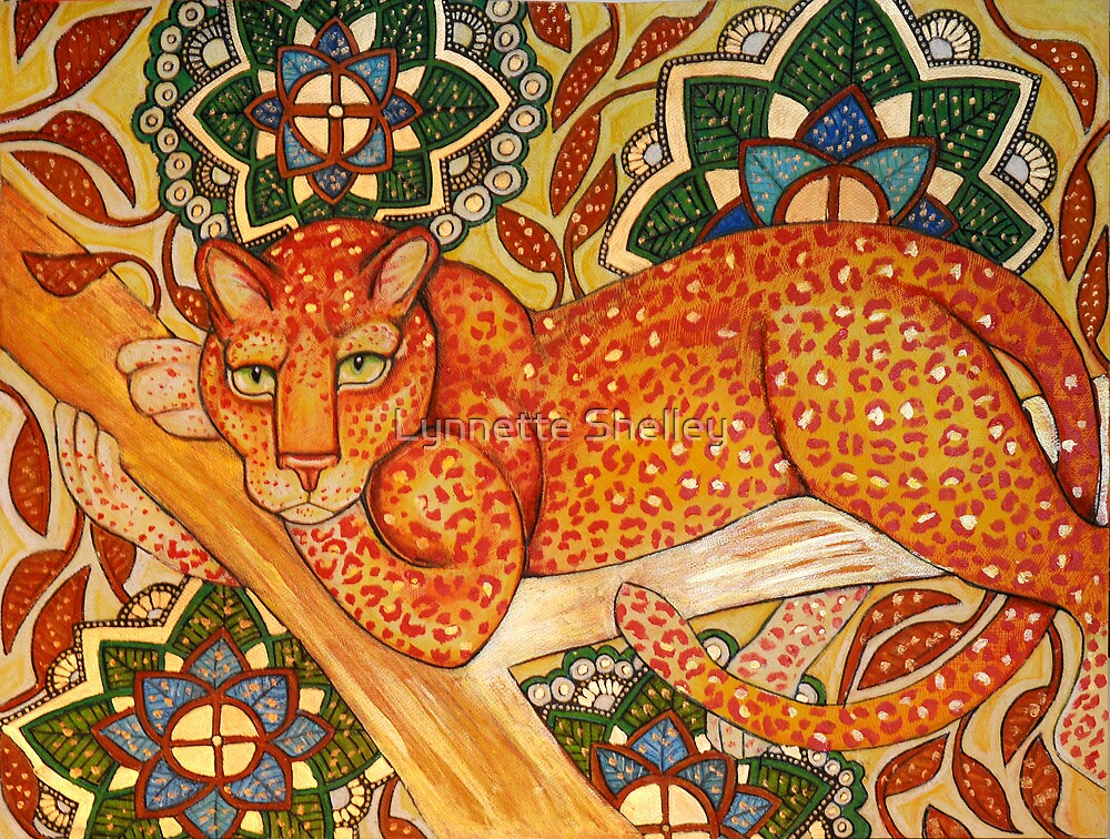 Arabesque by Lynnette Shelley