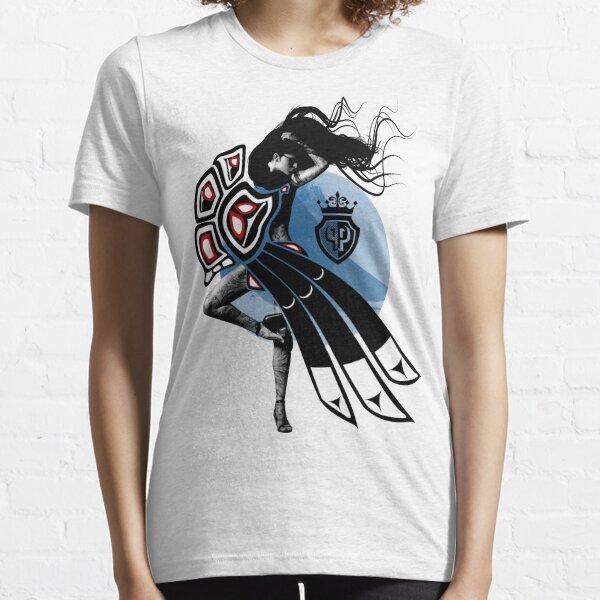 Alaska shapeshifting raven Essential T-Shirt