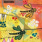 Flight of the Dragonfly by Madara Mason