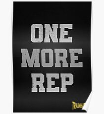 One More Rep Poster