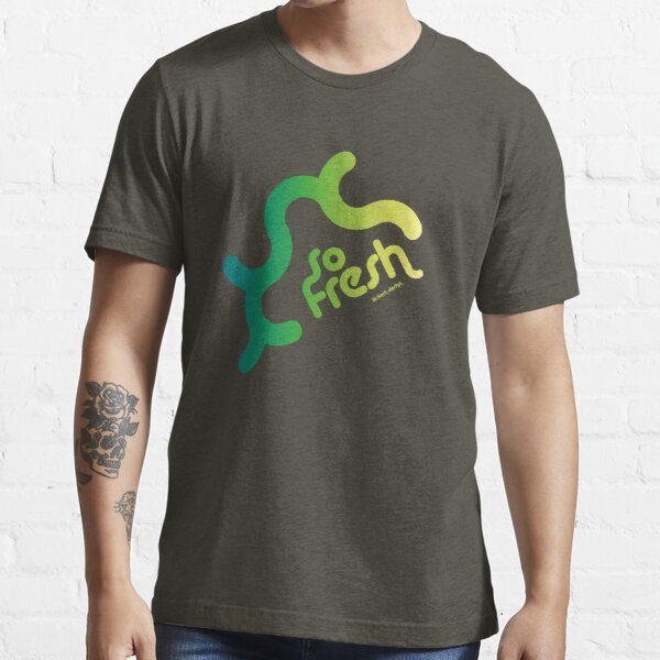 SoFresh Design - GreenBloom Essential T-Shirt