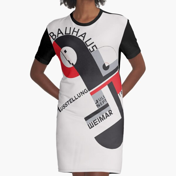 Bauhaus#6 Graphic T-Shirt Dress