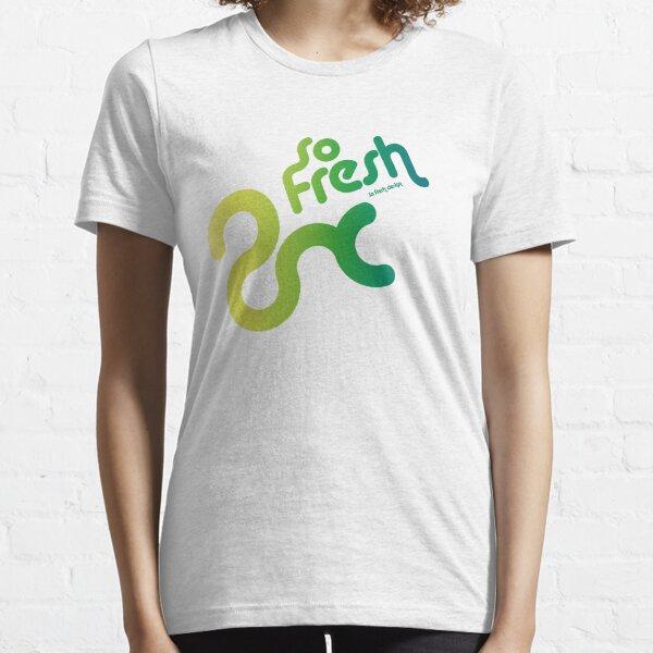 SoFresh Design - GreenBloomy Essential T-Shirt