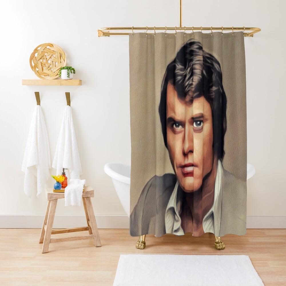 Robert Urich, Actor Shower Curtain