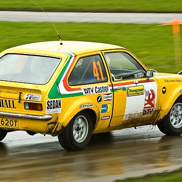 Vauxhall Chevette HS by WillieJackson