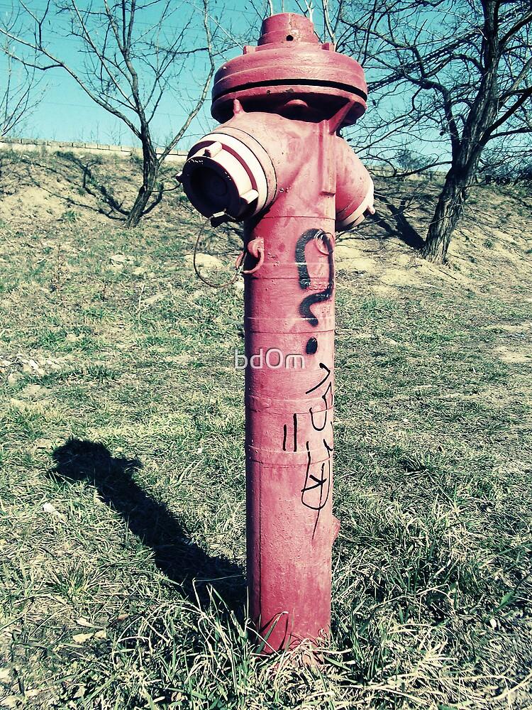 Acid fire hydrant? by bd0m