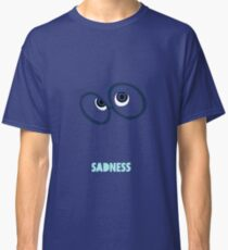 Inside Out of Sadness Classic T-Shirt