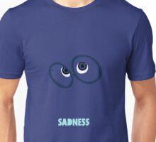 Inside Out of Sadness Unisex T-Shirt