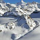 heli skiing by neil harrison