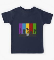 Inside Out of Emotions Kids Tee