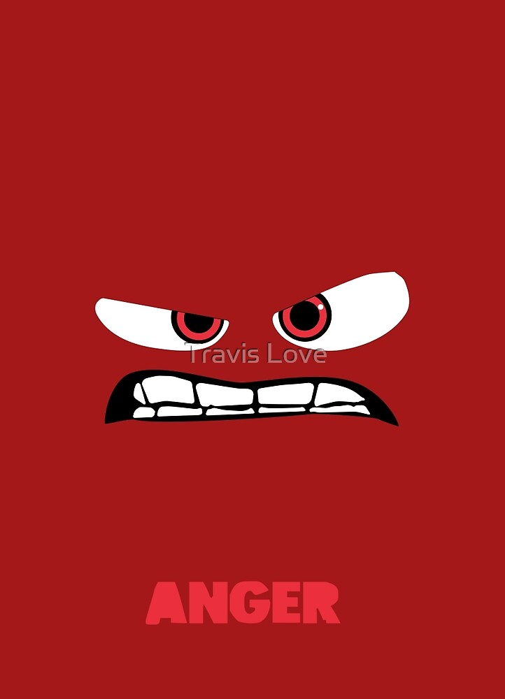 Inside Out of Anger by Travis Love