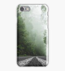 Misty Otway Forest iPhone Case/Skin