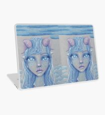 Mermaid of the Deep Laptop Skin