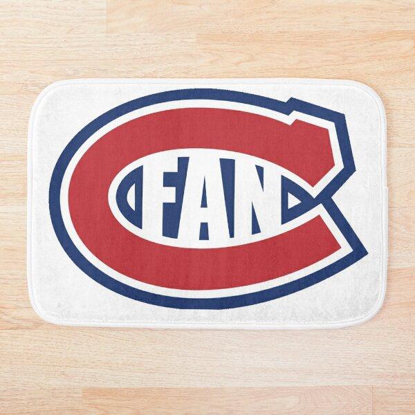 Montreal Canadians Fan Bath Mat