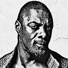 Idris Black and White by orionlodubyal
