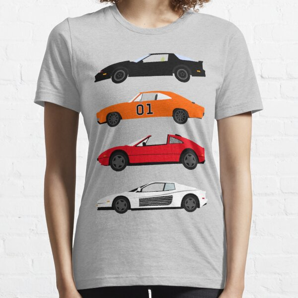 The Car's The Star: 80s TV Favourites Essential T-Shirt