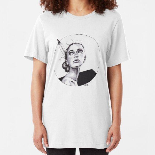 SKY HIGH Slim Fit T-Shirt