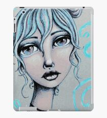 Space Buns for the Win iPad Case/Skin