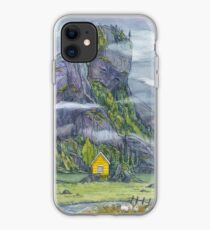 Old man Mountain iPhone Case