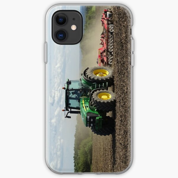 Dusty Disking iPhone Soft Case