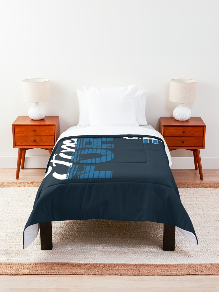Alternate view of Ford Tough Blk Comforter