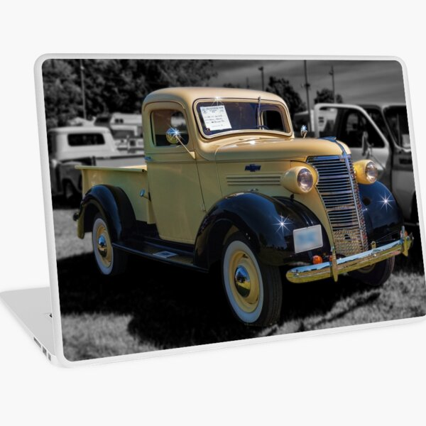 1938 Chevrolet Pickup Laptop Skin