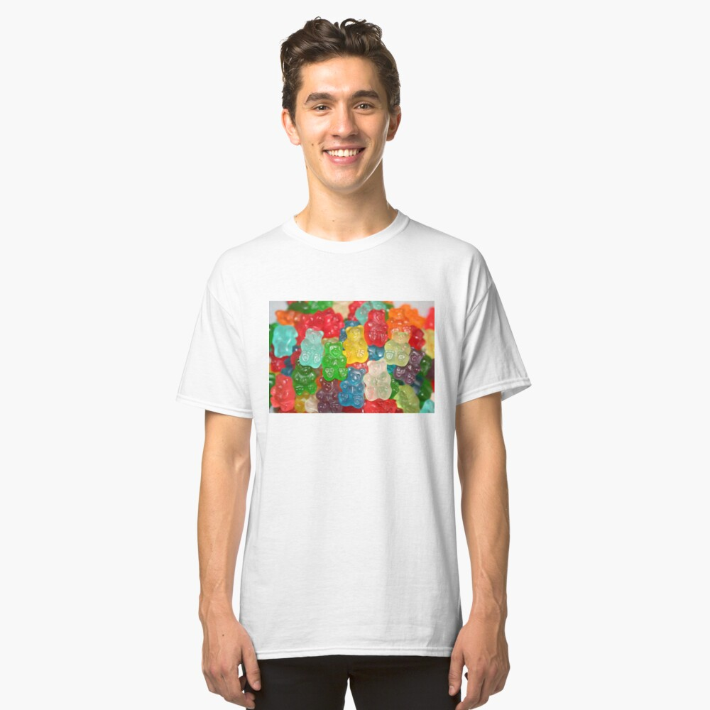 GUMMY BEARS Classic T-Shirt Front
