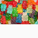 GUMMY BEARS by thatstickerguy