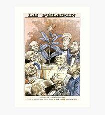 Achille Lemot Pélerin Art Print