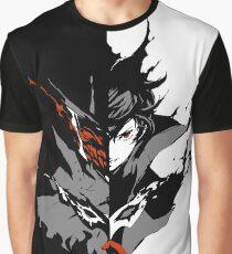 The Joker Persona Inside Graphic T-Shirt