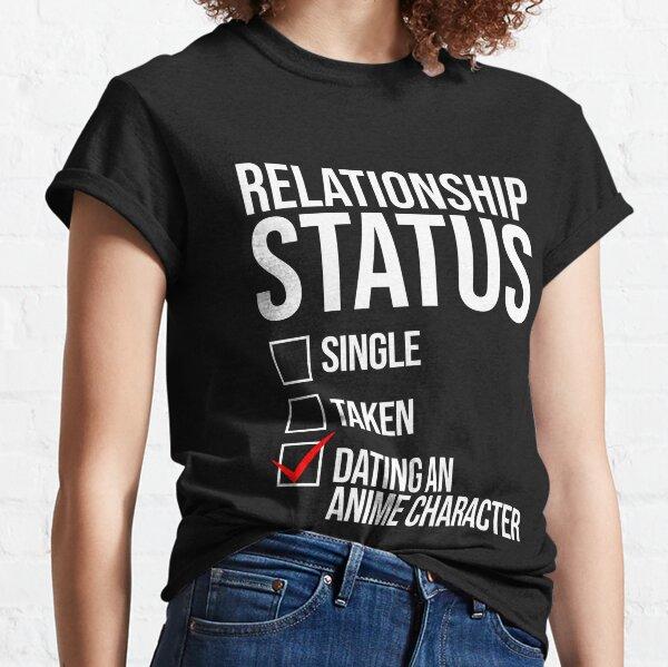Anime Relationship Classic T-Shirt