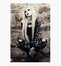 Gothic Squat Photographic Print